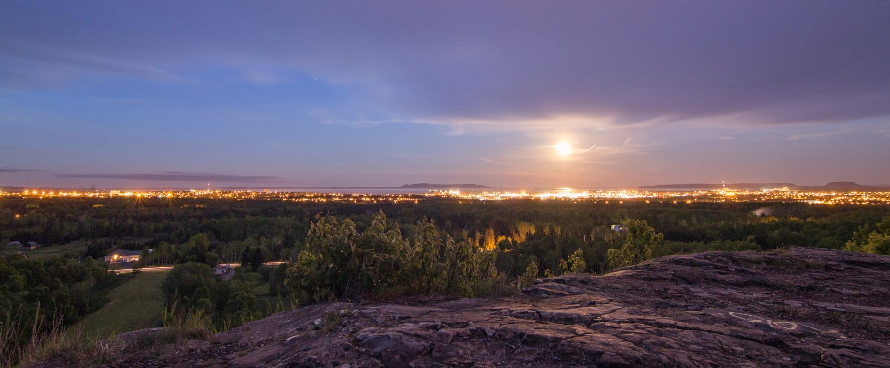 City of Thunder Bay Scenic View