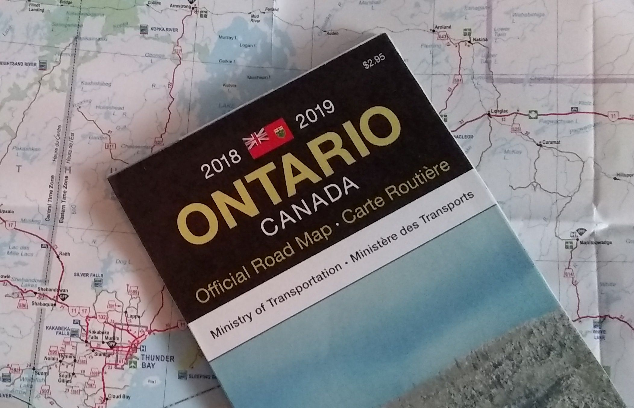 An ontario road map