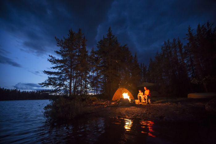 Camping Thunder Bay Tourism