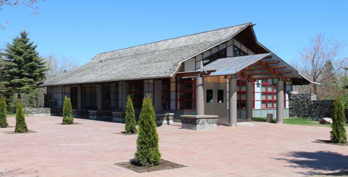Terry Fox Visitor Centre