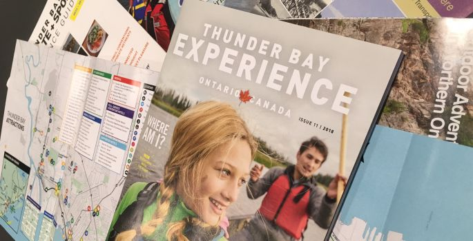 Thunder Bay Experience Guide cover